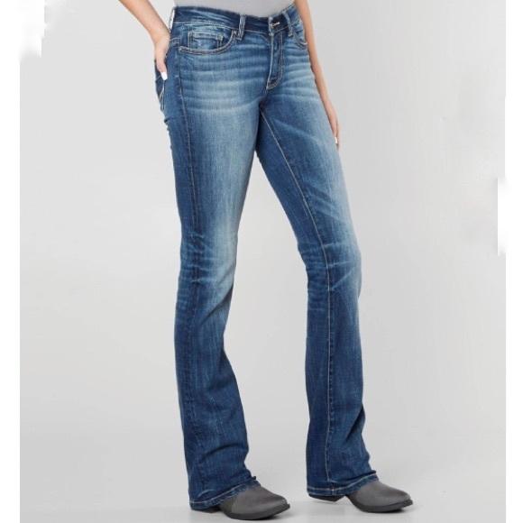 BKE Stella boot cut jeans 26R